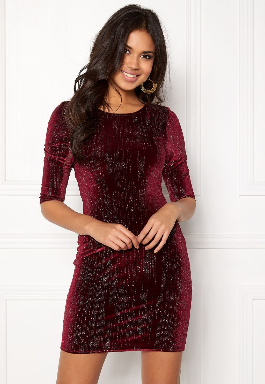 sisters-point-gexo-v-dress-rubywineglitter